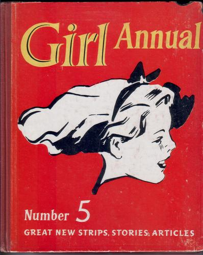 Girl Annual No. 5