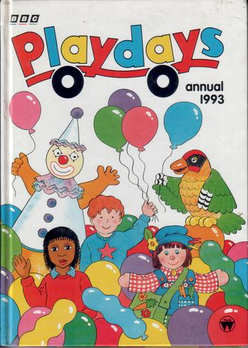 Playdays Annual 1993