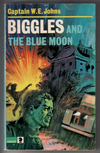Biggles and the Blue Moon