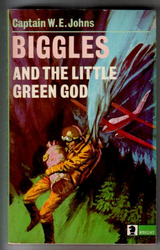 Biggles and the Little Green God