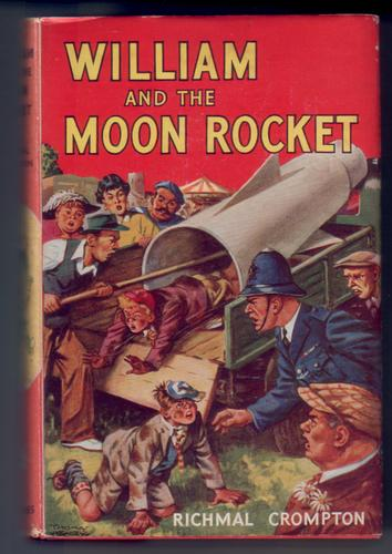 William and the Moon Rocket