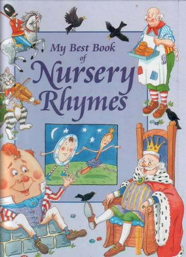 My Best Book of Nursery Rhymes