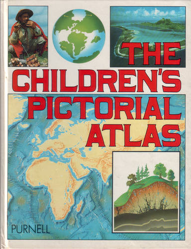 The Children's Pictorial Atlas
