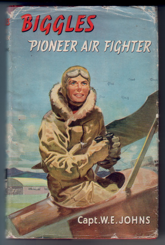 Biggles Pioneer Air Fighter