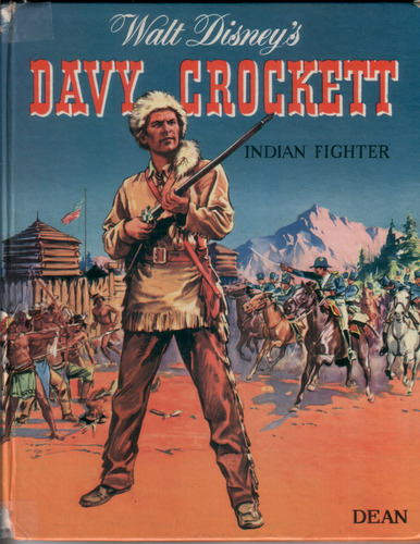 Walt Disney's Davy Crockett, Indian Fighter