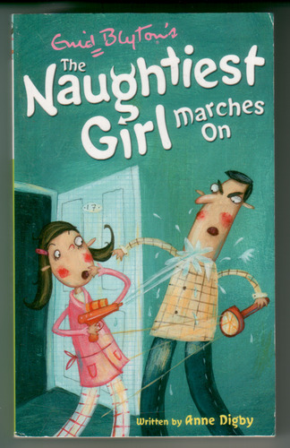 Enid Blyton's The Naughtiest Girl marches on