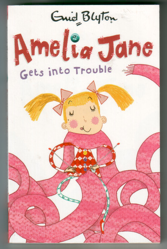 Amelia Jane Gets into Trouble