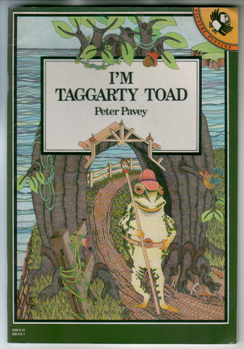 I'm Taggarty Toad