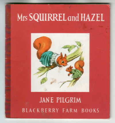 Mrs Squirrel and Hazel