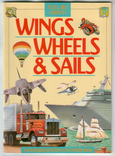 Wings, Wheels and Sails