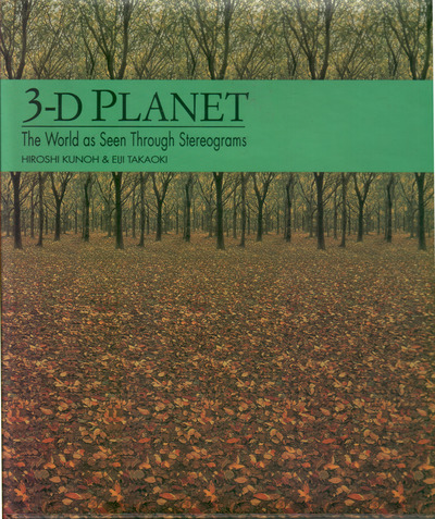 3-D Planet - The world as seen through stereograms