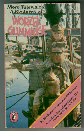 More Television Adventures of Worzel Gummidge