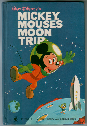 Mickey Mouse's Moon Trip