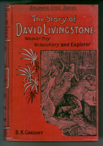 The Story of David Livingstone: Weaver Boy, Missionary and Explorer