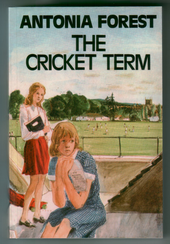 FOREST, ANTONIA - The Cricket Term
