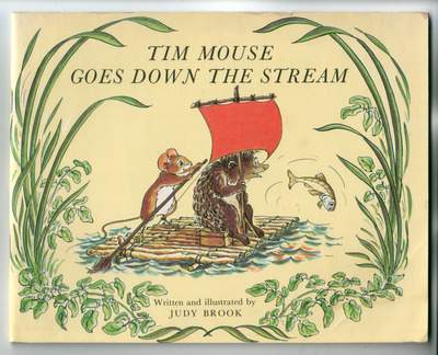 Tim Mouse goes down the Stream
