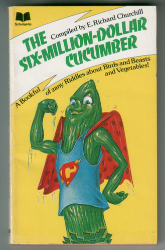 The Six-million-dollar cucumber
