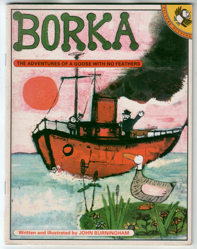 Borka - The Adventures of a Goose with no Feathers