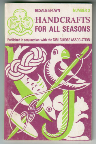 Handcrafts for All Seasons No. 3