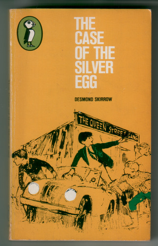 The Case of the Silver Egg