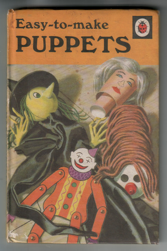 Easy-to-Make Puppets