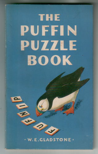 The Puffin Puzzle Book