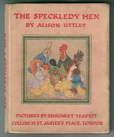 UTTLEY, ALISON - The Speckledy Hen
