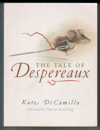 DICAMILLO, KATE - The Tale of Despereaux