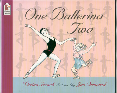 One Ballerina Two