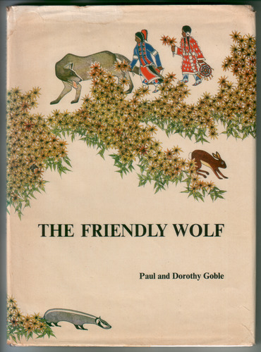 The Friendly Wolf