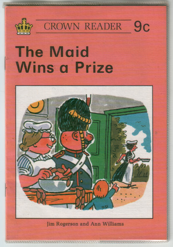 The Maid wins a Prize