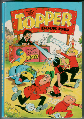 The Topper Book 1987
