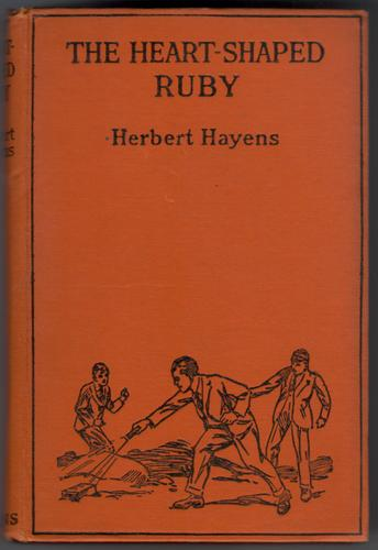 The Heart-Shaped Ruby by Herbert Hayens
