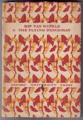 Rip Van Winkle and the Flying Dutchman by Alice Mary Smyth