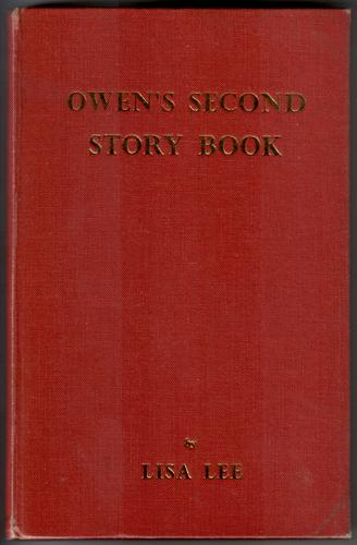 Owen's Second Story Book by Lisa Lee
