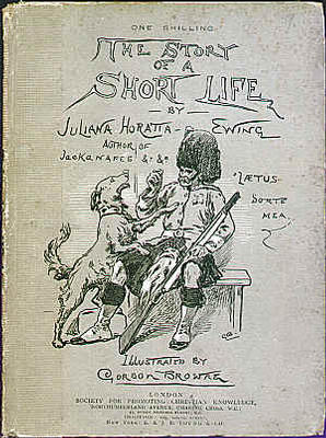 The Story of a Short Life by Juliana Horatia Gatty Ewing
