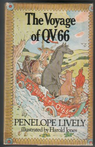 The Voyage of QV 66 by Penelope Lively