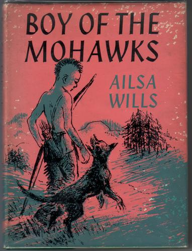 Boy of the Mohawks
