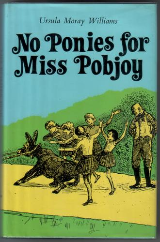 No Ponies for Miss Pobjoy by Ursula Moray Williams