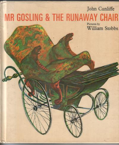 Mr Gosling and the Runaway Chair by John Arthur Cunliffe