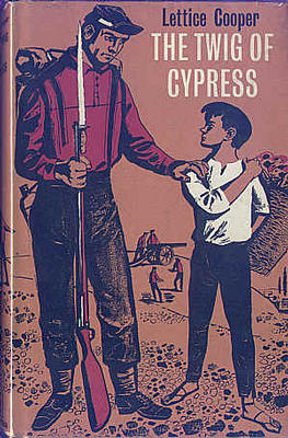 The Twig of Cypress by Lettice Cooper