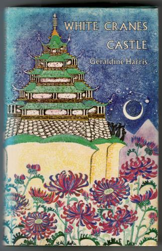 Whits Cranes Castle by Geraldine Harris
