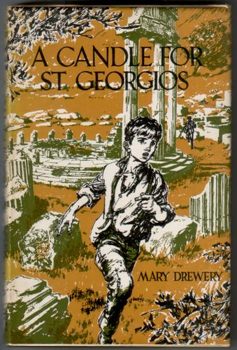A Candle for St Georgios by Mary Drewery