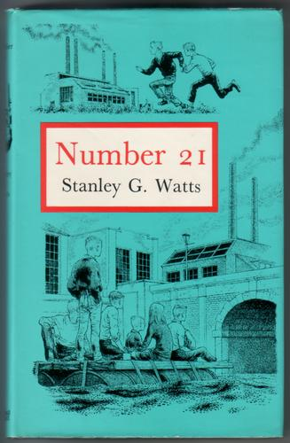 Number 21 by Stanley George Watts