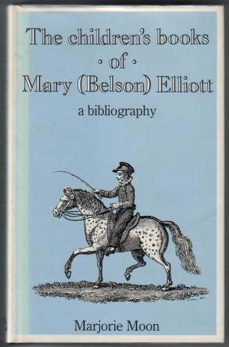 The Children's Books of Mary (Belson) Elliott