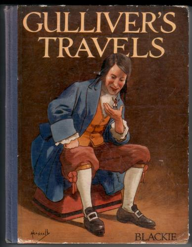 Gulliver's Travels for Little Folk