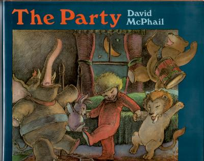 The Party by David McPhail