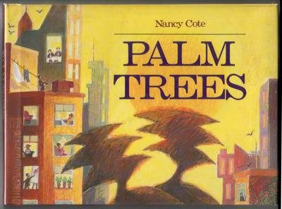 Palm Trees by Nancy Cote