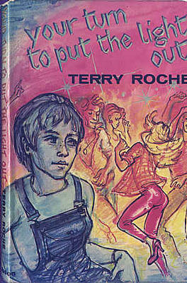 Your turn to put the light out by Terry Roche