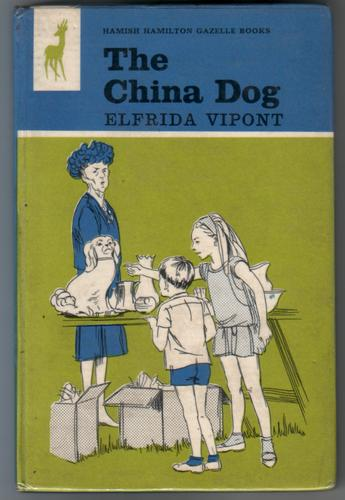 The China Dog by Elfrida Vipont
